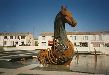 Le Cheval d'Aytré (Christian Renonciat)