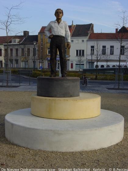 Veemarkt Kortrijk (Stefan Balkenhol)